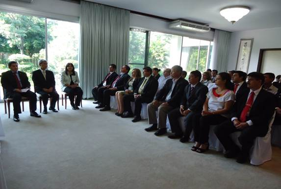 在パラグアイ日本国大使館
